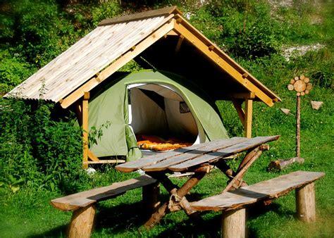 Campings: Eko place Adrenaline check, Bovec   Explore Slovenia
