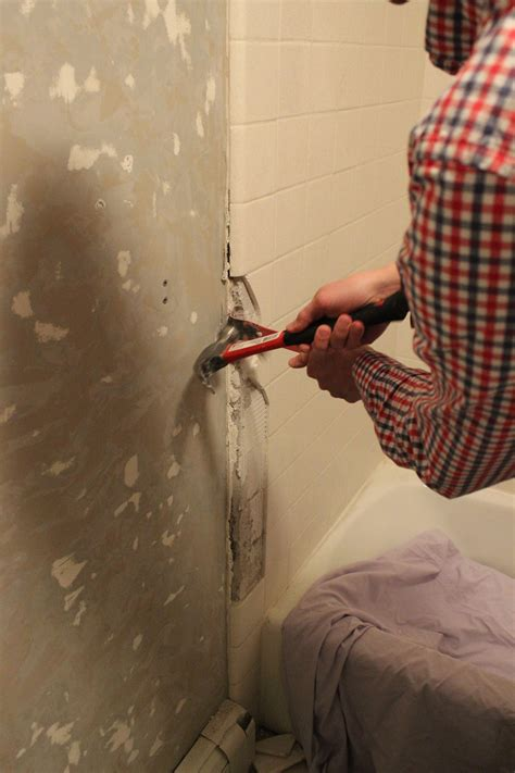 how to remove a steel bathtub how to remove a tile tub surround with metal mesh