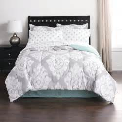 bed comforter sets colormate complete bed set ikat flouris