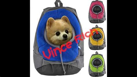 Tas Gendong Anjing Kucing Travel Bag tas travel untuk membawa anjing dan kucing