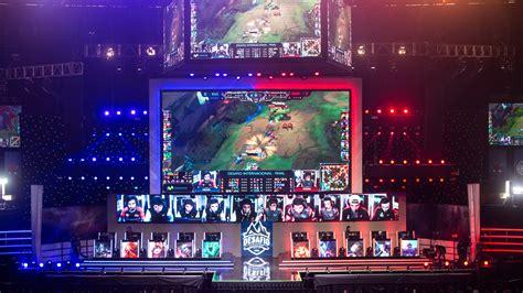 Kaos Gamers League Of Legends 19 Lol gaming domina la gran desaf 237 o internacional