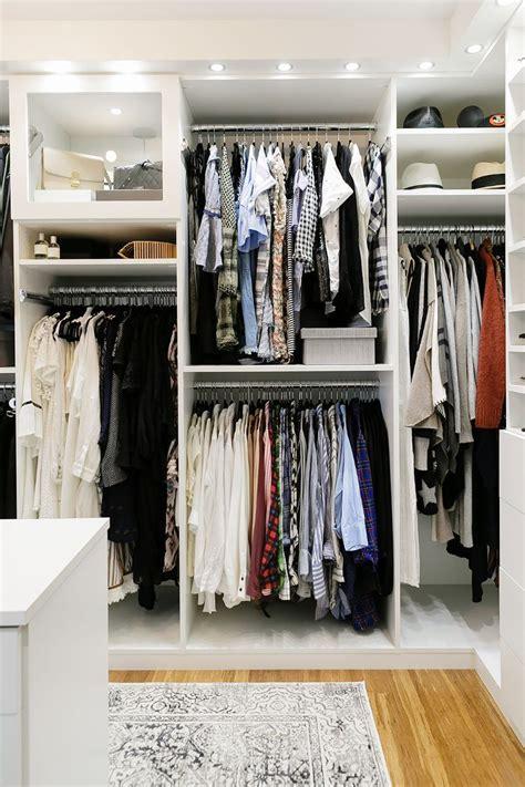 ways    closet feel   luxe dressing room