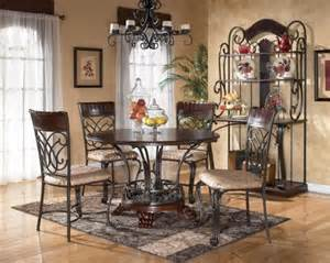 Rod Iron Dining Room Set Furniture Dining Room Glamorous Wrought Iron Dining Room