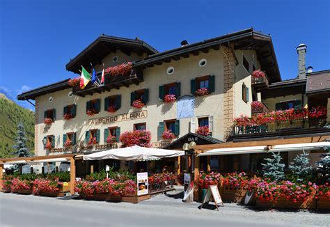 azienda soggiorno livigno hotel alpina livigno visit italy