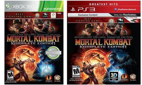 xbox 360 exclusive character for mortal kombat 9 mortal kombat komplete edition groupon goods