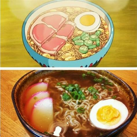 wonderful world  top  japanese food  anime