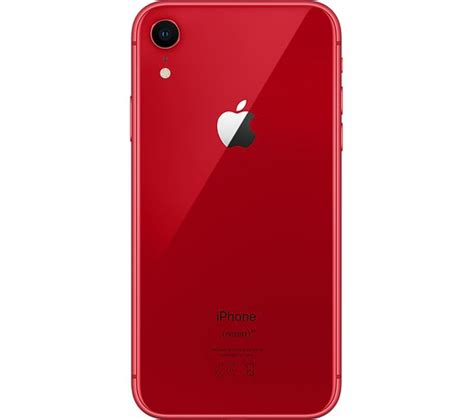 buy apple iphone xr  gb red  delivery currys
