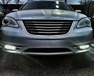 Chrysler 200 Lights Fog Lights