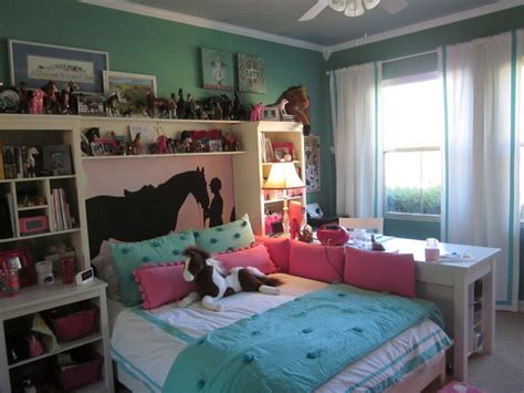 horse decorations for bedroom this fun horse themed bedroom has lots of storage and