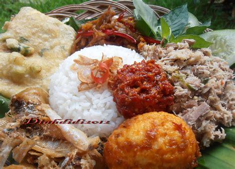 diah didis kitchen resep nasi megono pekalongan