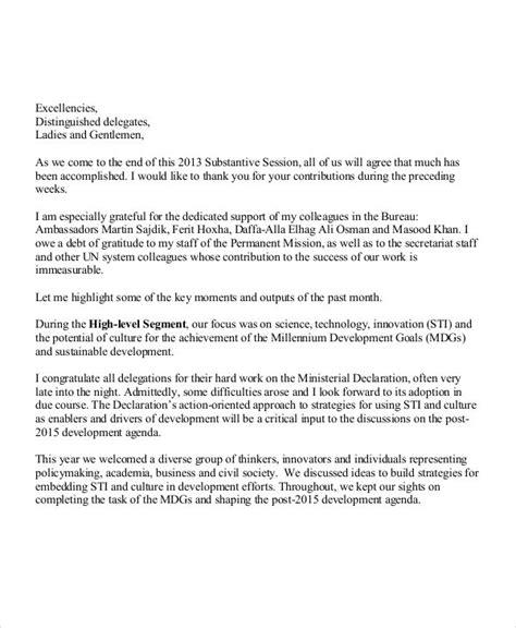 resume closing statement exles photos resume
