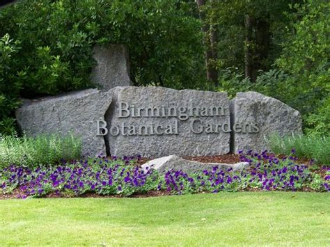 Birmingham Botanical Gardens by Birmingham Botanical Gardens Mountain Brook Reviews Of