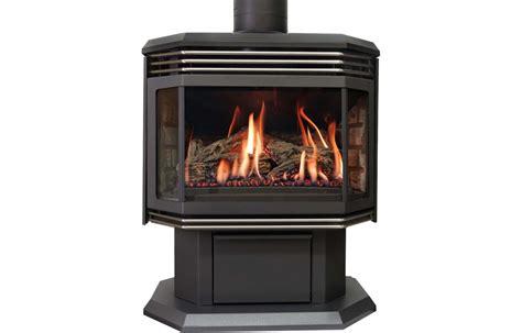 archgard optima 45 freestanding gas fireplace washington