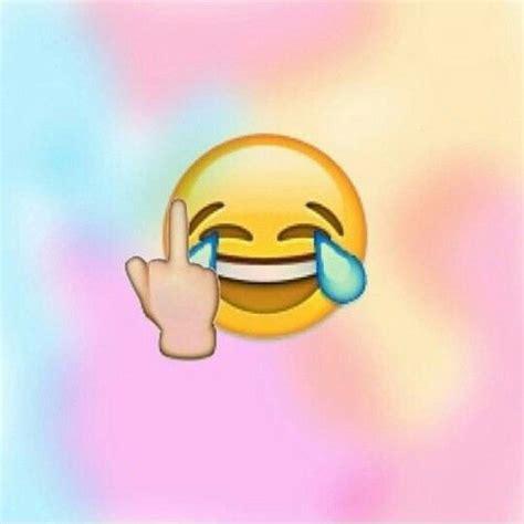 emoji finger middle finger emoji wallpaper lol wallpaper pinterest