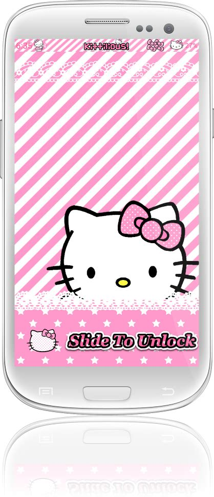 themes go keyboard hello kitty pretty droid themes kittilicious themes for android a