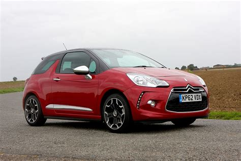 Citroen Hatchback by Citro 235 N Ds3 Hatchback 2010 2015 Photos Parkers