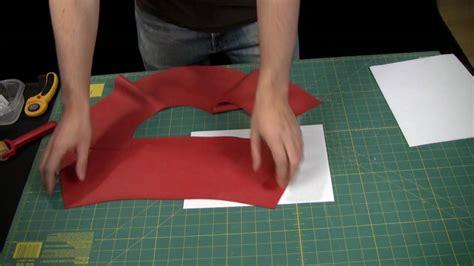 latex ruffles tutorial mjtrends making a latex ruffle youtube