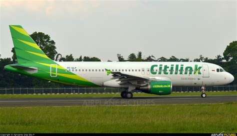 citilink flight pk glp citilink airbus a320 at in flight indonesia