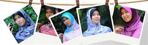 Miss Oscar Set Merah Dan Biru tudung fareeda at styloscarfs