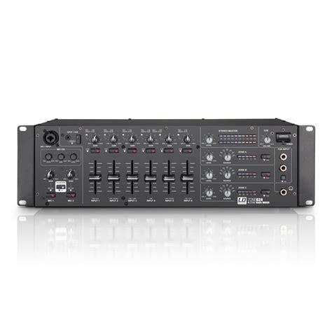 Audio Mixer Necxo Ld 1200m ld systems zone 624 image 940215 audiofanzine