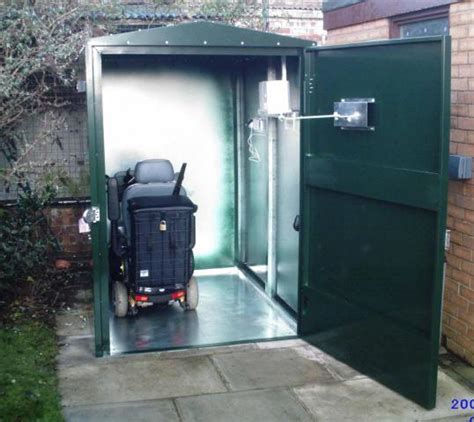 Mobility Scooter Garages Uk by Jenron Access Rs Products