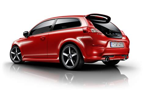 volvo cars frankfurt 09 preview 2010 volvo c30 r design adds more