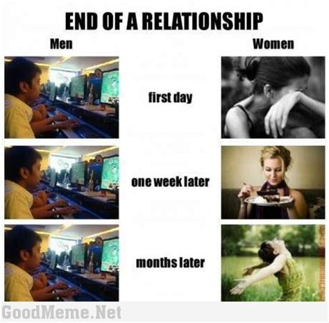 End Of Relationship Meme - why do relationships end the philosophy of everything