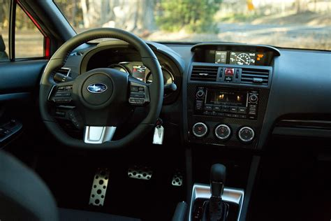 Subaru Sti 2015 Interior by 2015 Subaru Wrx Review Digital Trends