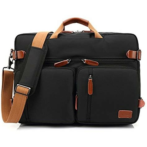 convertible backpack messenger bag shoulder bag laptop handbag business 725452396005 ebay