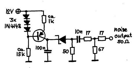 Power Lifier Kereta zener diode generator 28 images avalanche noise