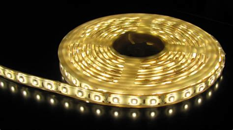 High Tech Bathroom Accessories by 3528 Smd Warm White Led Strip Light 5 M Long 60 Led M