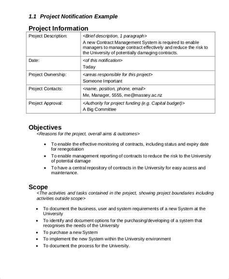 project manager report template 12 sle project management reports sle templates