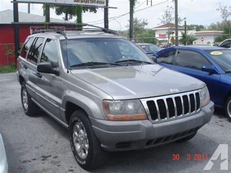 2000 jeep grand laredo for sale in ta florida