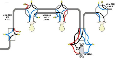 switch leg wiring diagram wiring free wiring diagrams