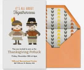 evite free thanksgiving dinner invitations