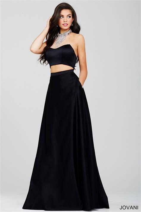 jovani   piece prom dress madamebridalcom