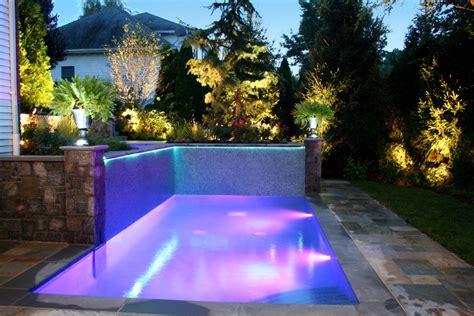 luxury outdoor design luxury swimming pools by 2x best design winner nj