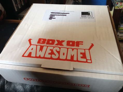 awesome boxes box of awesome all subscription boxes uk