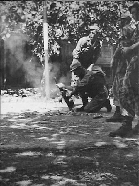 Indonesia Zaman Doeloe: Aksi Polisionil 1: Pasukan Belanda