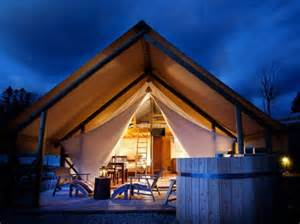 Glamping Tents Garden Village Bled Slovenia » New Home Design