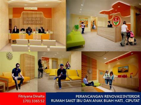 desain interior rumah sakit ibu dan anak perancangan renovasi interior rumah sakit ibu dan anak