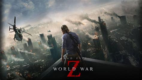 film gratis world war z free wallpaper world war z movie