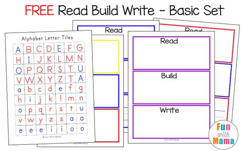 template parse errors mat card is not a known element free printable read build write mats vocabulary cards