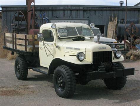 powerwagon for sale 1946 dodge power wagon for sale