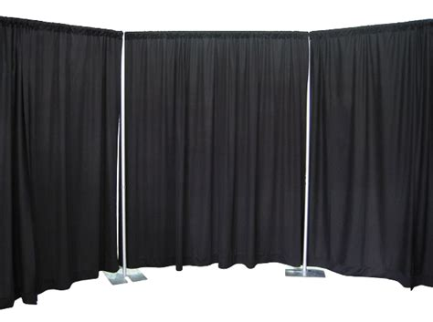 pipe drape rental gte pipe drape rental