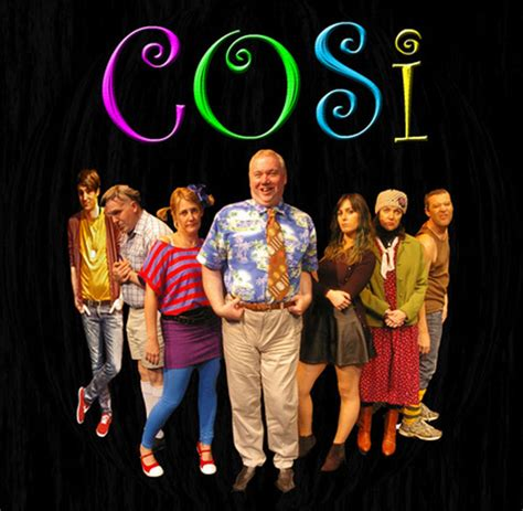Cosi Louis Nowra Essay by Nothing About Community Theatre
