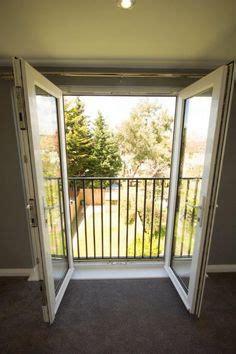 hauptschlafzimmer doors exterior view of modern glass juliliet balcony glass