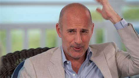 matt lauer unveils short haircut how to get matt lauers haircut matt lauer answers 73