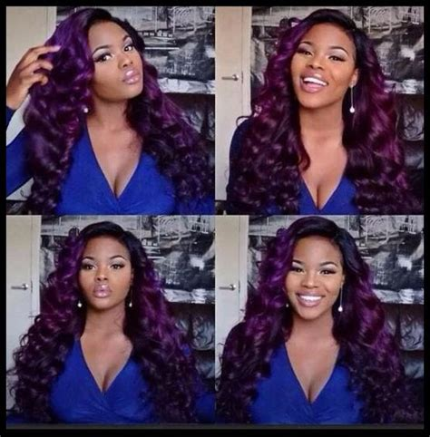 does vomor extensions work with curly hair purple curly sew in wand curls hair work 2 pinterest
