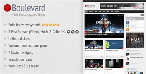 baseline v1 2 0 magazine wordpress theme themetf com boulevard v1 0 2 themeforest wordpress magazine theme